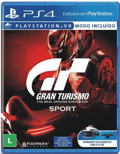 Gran Turismo Sport PS4 -...