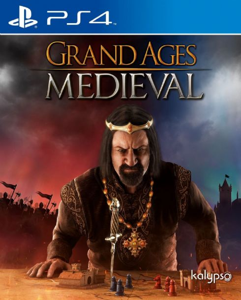 Grand Ages Medieval PS4 -...