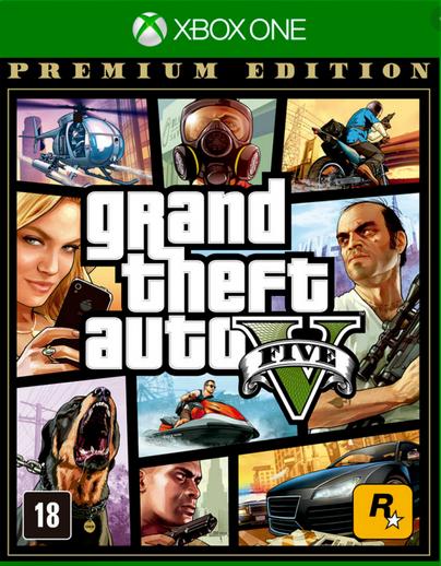Grand Theft Auto V Premiu...