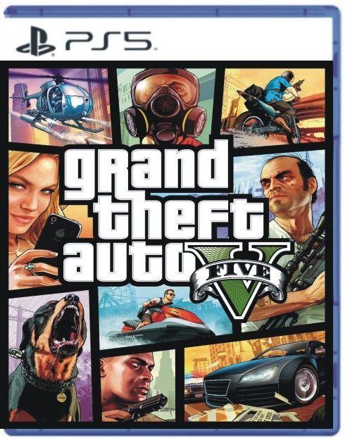 Grand Theft Auto V PS5 Pr...