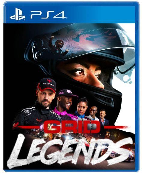 GRID Legends PS4 - Pré-Ve...