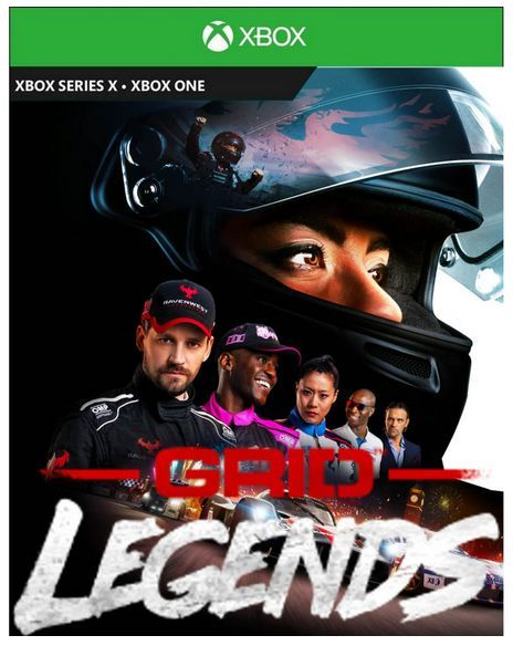 GRID Legends XBOX - Pré-V...