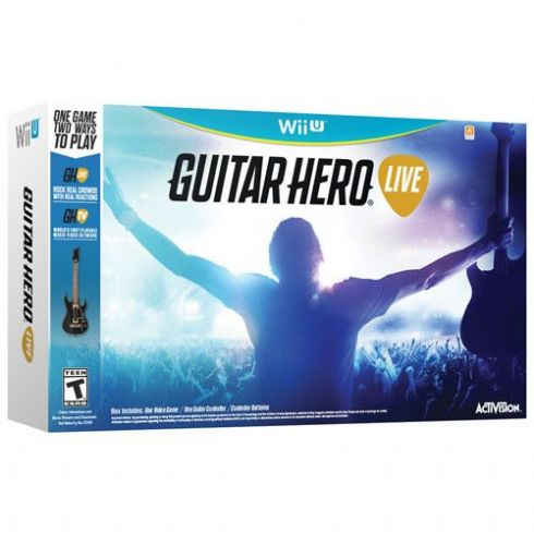 Guitar Hero Live Bundle W...