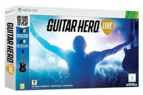 Guitar Hero Live Bundle X...