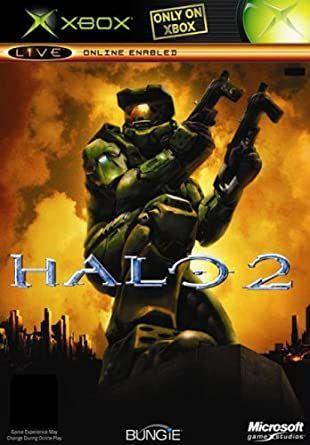 Halo 2 XBOX - Seminovo