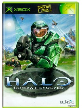 Halo XBOX - Seminovo