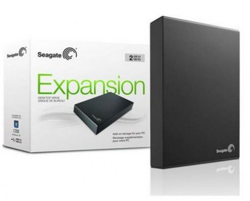 Hd Externo 2TB Seagate Ex...
