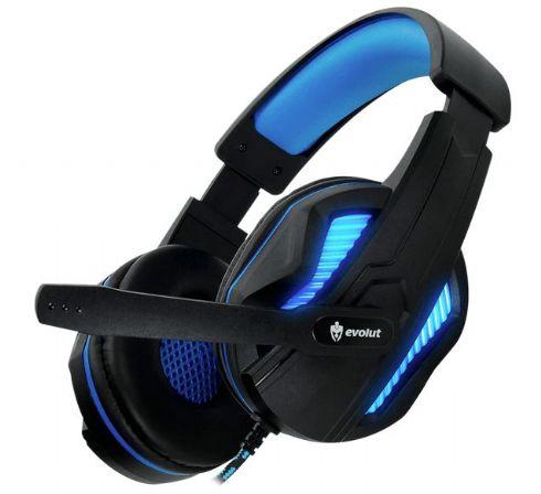 Headset Gamer Evolut Eg-305 Thoth Notebo...