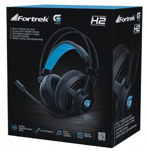 Headset Gamer Fortrek H2...