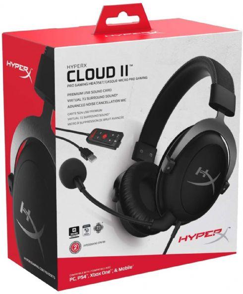 Headset Gamer Hyperx Clou...
