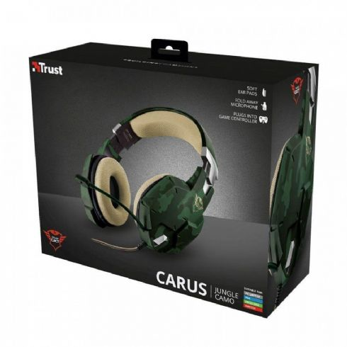 Headset Gamer Trust Carus...