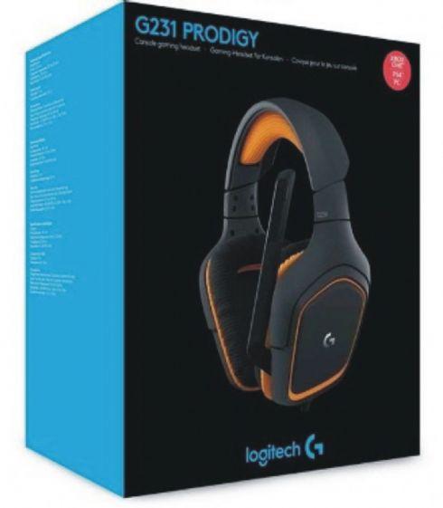 Headset Para Jogos Logite...
