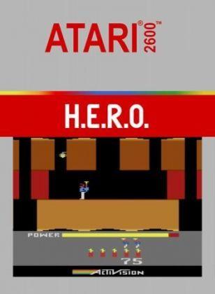 Hero Atari - Seminovo