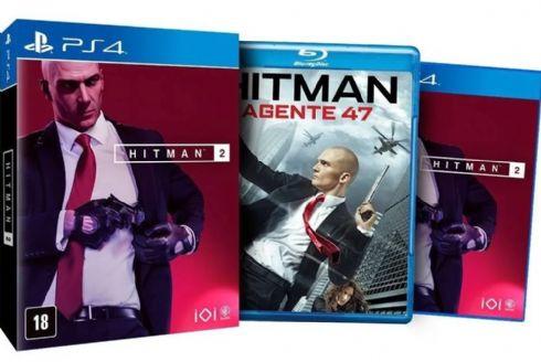 Hitman 2 Edição Limitada...