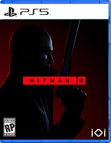 Hitman 3 PS5 Pré-Venda (2...