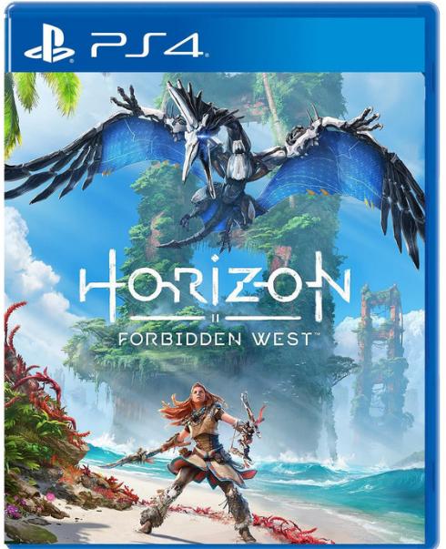 Horizon Forbidden West PS...