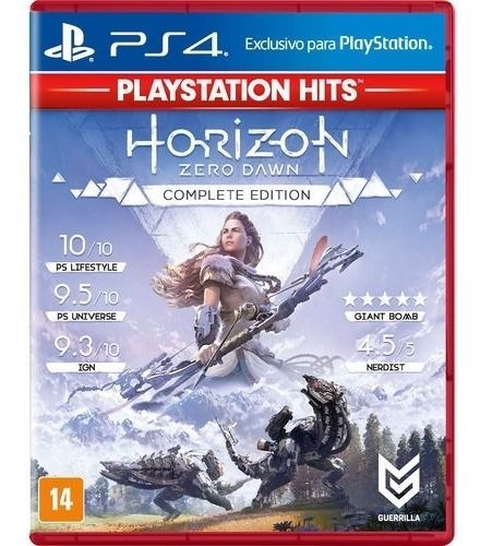 Horizon Zero Dawn Complet...