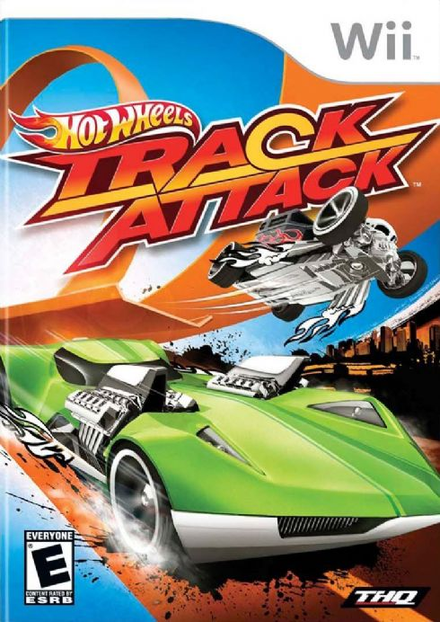 Hot Wheels Track Attack N...