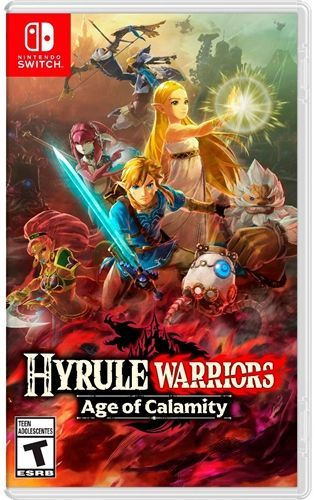 Hyrule Warriors: Age of Calamity Nintend...