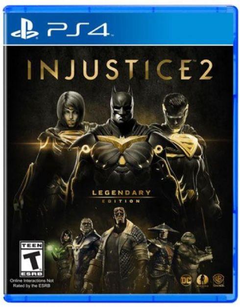 Injustice 2 Legendary Edi...