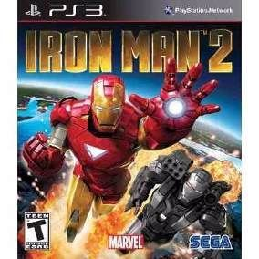 Iron Man 2 (Seminovo) PS3