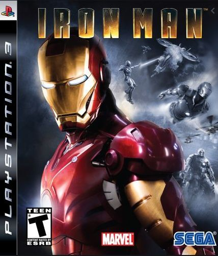 Iron Man PS3 - Seminovo