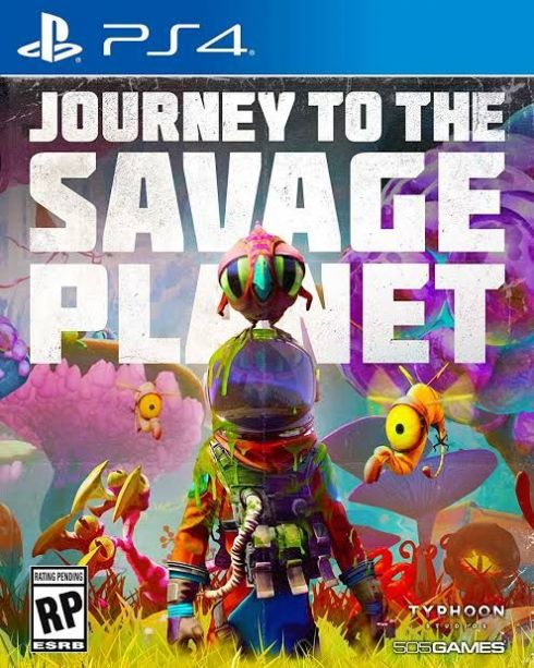 Journey to the Savage Pla...