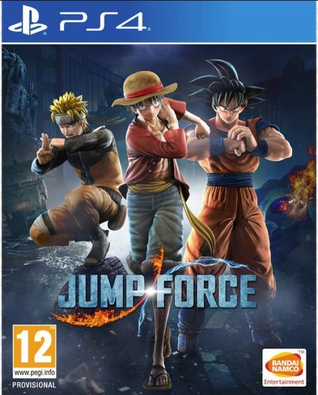 Foto Jump Force PS4