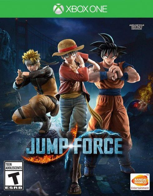 Foto Jump Force XBOX ONE