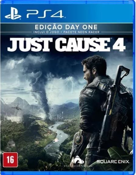 Foto Just Cause 4 PS4