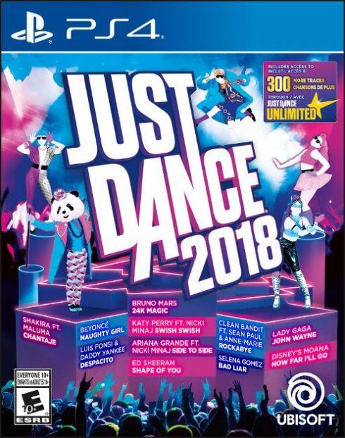 Just Dance 2018 PS4 - Sem...