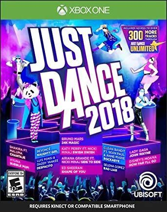 Just Dance 2018 XBOX ONE...