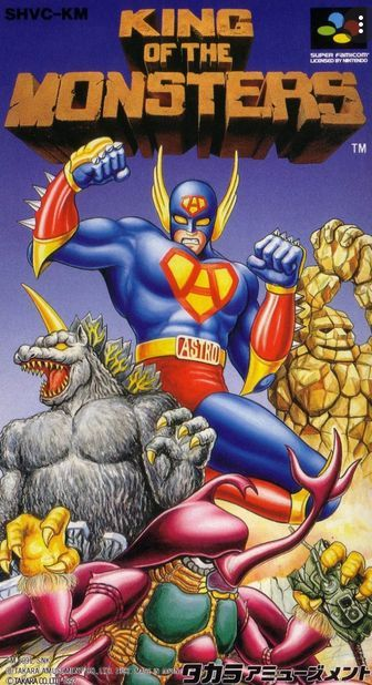 King of The Monsters Supe...