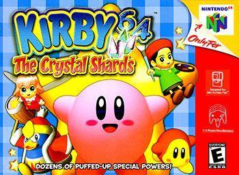 Kirby 64 The Crystal Shar...