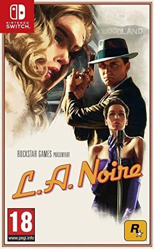 L.A Noire Nintendo Switch...