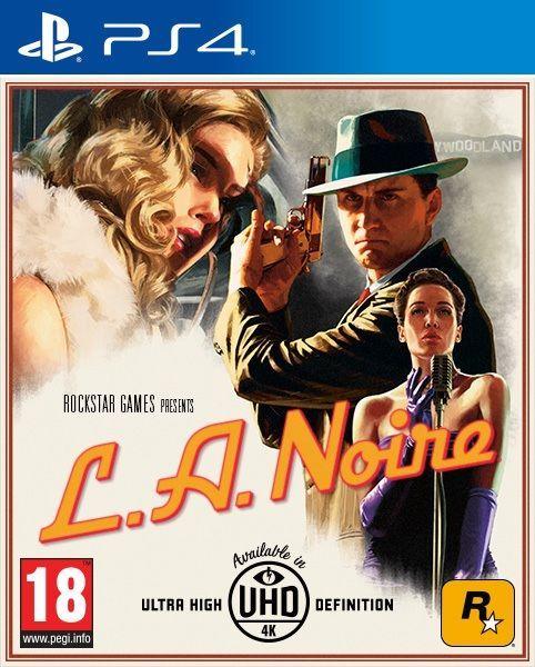 L.A Noire (Seminovo) PS4