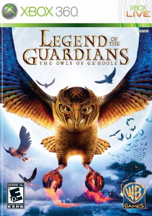 Legend of The Guardians T...