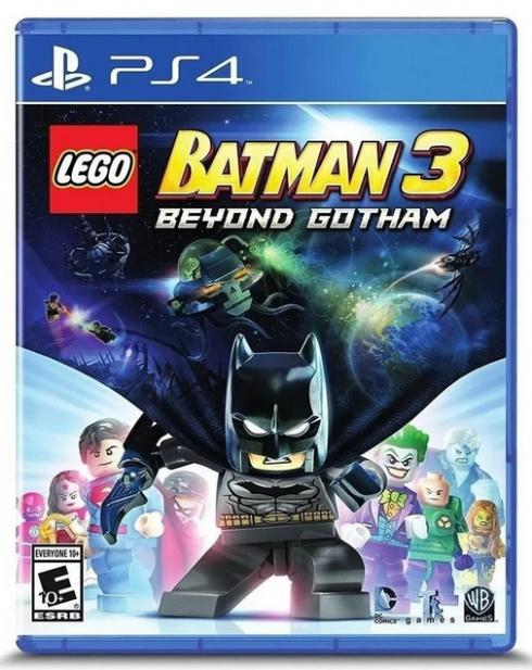 LEGO Batman 3 Beyond Goth...