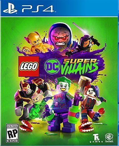 LEGO DC Super Villains PS...