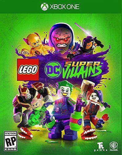 LEGO DC Super Villains XB...