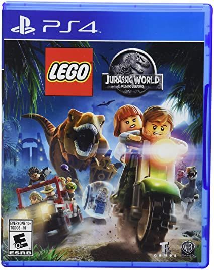 LEGO Jurassic World Playt...