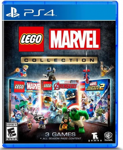 LEGO MARVEL Collection PS...
