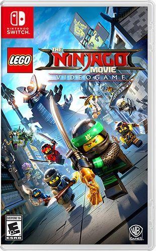 LEGO Ninjago Filme Videog...