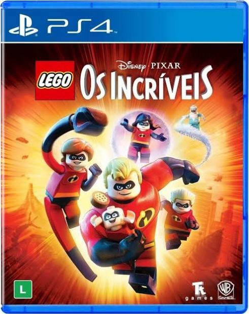 LEGO Os Incriveis  PS4 -...
