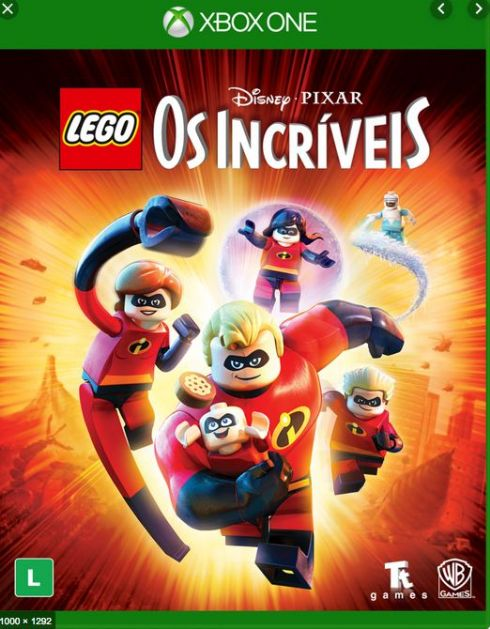 LEGO Os Incriveis  XBOX O...