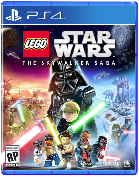 LEGO Star Wars: The Skywa...