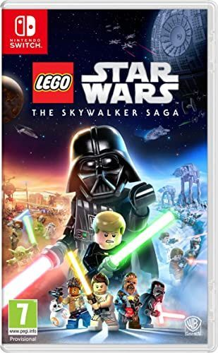 Foto LEGO Star Wars: The Skywalker Saga Standard Edition Nintendo Switch Pré-Venda (29/11/2020)