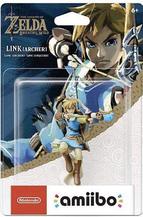 Link Archer  - Zelda Brea...