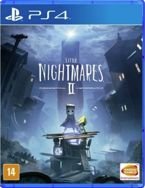 Foto Little Nightmares II PS4