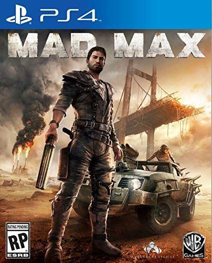 Mad Max + Filme PS4